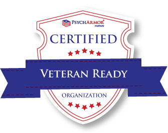 Certified Veteran Ready Organization Website Badge